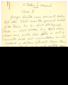 A fellow of Harvard [fragment]