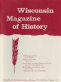 Wisconsin magazine of history: Volume 48, number 4, summer, 1965