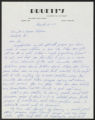 Gary F. Pruett correspondence