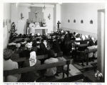 Blessed Martin League Mass, Chapel of the Little Flower, Portland, Oregon, 1947
