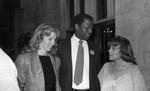 Sydney Poitier & Ethel Bradley, Los Angeles, 1983