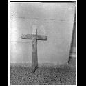 Cross with KKK inscription