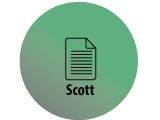 Transcript of interview with Mozella Sheds Scott by Claytee D. White, November 30, 2010