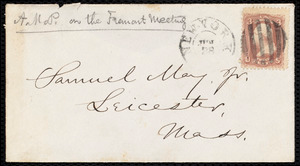 Letter from Aaron Macy Powell, Brooklyn, [N.Y.], to Samuel May, June 28, 1864