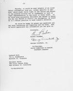 Letter: Detroit, Michigan, to James Dombrowski, New Orleans, Louisiana, 1962 April 27