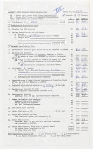 Survey File No. 4580