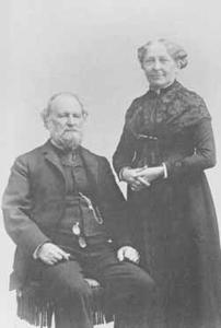 Theodoric C. Severance and Caroline M. Severance