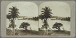 Harbor, showing the filibustering S. S. Bermuda, Port Antonio, Jamaica