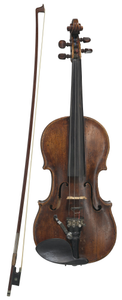 Violin owned by Ginger Smock