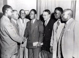 Kwame Nkrumah and Horace Mann Bond