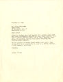 Tillow--Student Nonviolent Coordinating Committee Correspondence, November 1964-January 1966 (Walter Tillow papers, 1962-1966; Archives Main Stacks, Mss 412, Box 1, Folder 2)