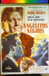 Angelitos Negros, Film Poster for