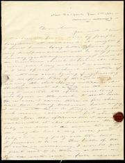 Letter to] Dear Anne [manuscript