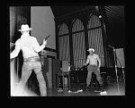 H.U. Faculty Talent Show May 1960 [from enclosure] [black-and-white cellulose acetate photonegative]