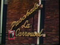 "WSB-TV newsfilm clip of Paschal's and its evolution into the ""Restaurant of politicians"" during the civil rights movement, Atlanta, Georgia, 1978 November 15"