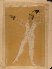 Katherine Dunham Costume Sketch