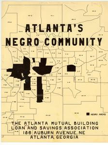 Atlanta's Negro Community