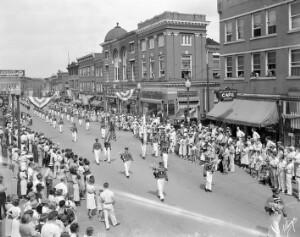 Parade, Main Street