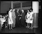 Dean Hill's Testimonial Banquet, June 1964 [cellulose acetate photonegative]
