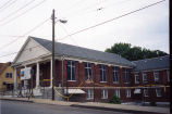 Gordon Memorial United Methodist Church, 2001 May