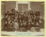 """Teachers College of Indianapolis students, """"Class of 1890"""""""