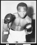 African American boxer, Los Angeles,ca. 1951-1960