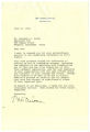 Letter from Bill Clinton to Benjamin L. Hooks