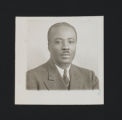 Portraits, 1870s-1970s. (Box 107, Folder 10)