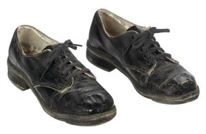 Tap shoes used by Sammy Davis Jr.