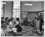 Hough Branch 1968: Program with Carl Stokes