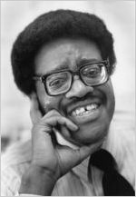 African American historian Alton Hornsby Jr., Morehouse College, Atlanta, Georgia, February 2, 1984.
