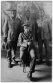 Captain Charles R. Webster, Max Yergan, Lloyd. Dar-Es-Salaam, German East Africa, 1916-1917