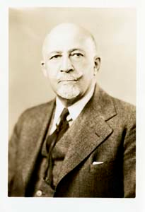 W.E.B. Dubois, circa 1945