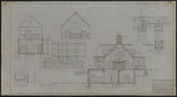 Golf Club House, Ramsey County Public Links, Cross Section