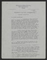 Reports, Outlines, and Miscellaneous, of the Director, 1915