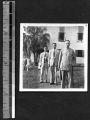 Commencement speakers at Fukien Christian University, Fuzhou, Fujian, China, 1948
