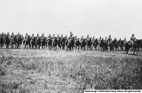 Buffalo Soldiers Maneuvering at Fort Duchesne