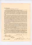 Documents Related to the American Convention for Promoting the Abolition of Slavery, 1831