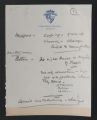 Thumbnail for Professional. Organizations and individuals. National Conference of Social Work - Kellogg presidency, 1938, 1939, 1941. (Box 48, Folder 5)