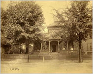 Benjamin Elliott Crane Residence