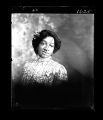 Thumbnail for Vignetted portrait of young African American woman