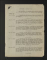 Background Information. Historical summaries, undated and 1911-1970s. (Box 1, Folder 1)