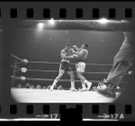 Muhammad Ali and Ken Norton fight in Inglewood, Calif., 1973