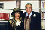 Dorothy Donegan and James Earl Jones during African American Living Legends Program