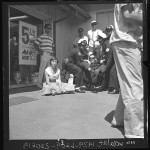 Sit-in protester, Reverend Hebert Yates being arrested in Torrance, Calif., 1963