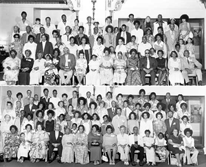 African American reunion of black people from Duluth, Hotel Duluth