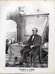 Salmon P. Chase/ Secretary of the Treasury