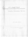 1951 Annual Report County Extension Service Dodge County, Minnesota