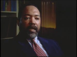 """Africans in America; Interview with Thomas J. Davis, Professor of History, Arizona State University and author of """"Africans in the Americas: A History of the Black Diaspora"""" 2 of 2"""