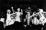 Musical group at the Palladium